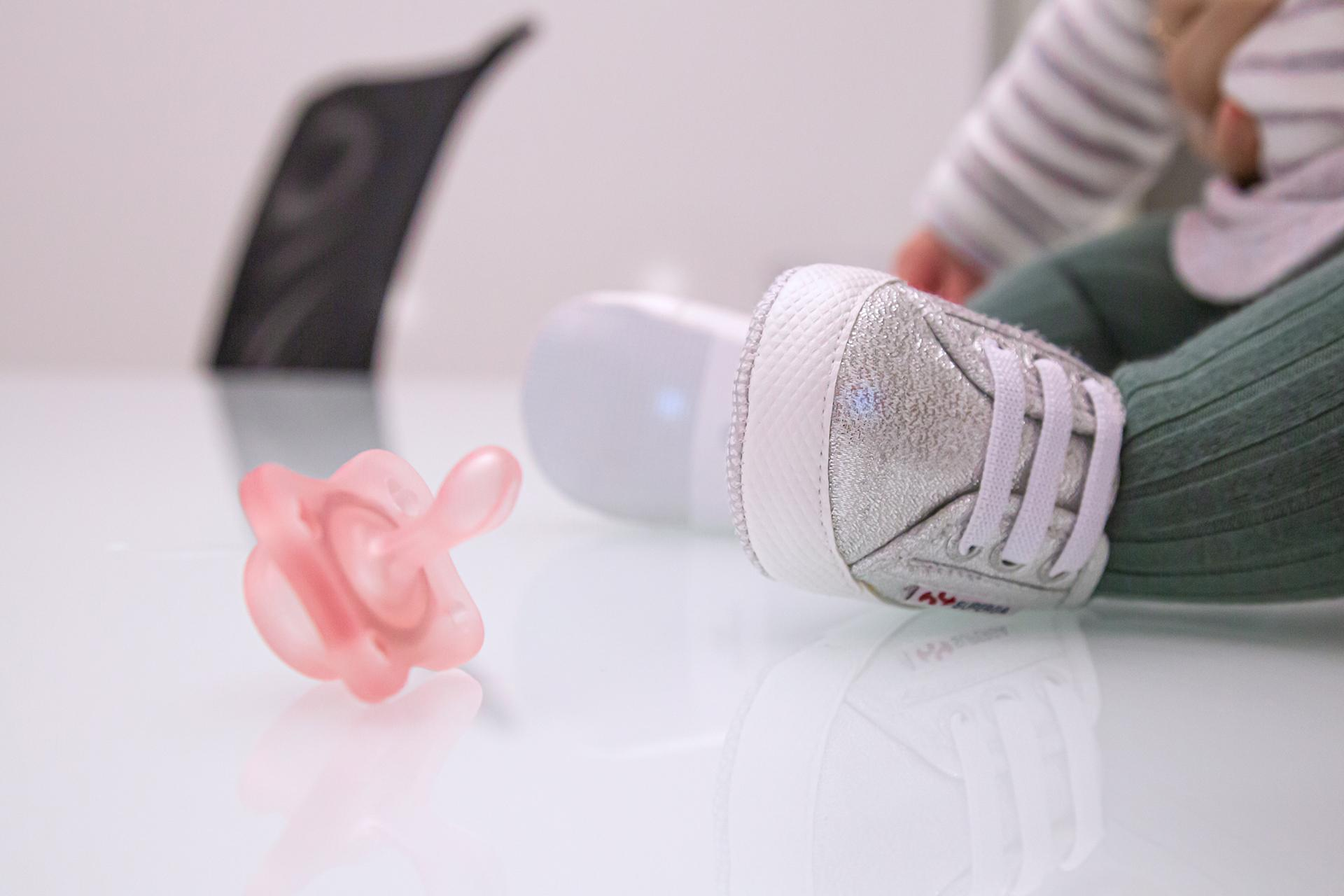 designing a minimalist soother