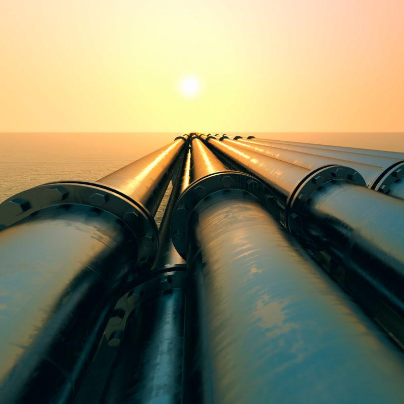 Oil energy technology transfer - Pipeline sunset - BlueThink Technology, Engineering, Industrial, Product, Design and Mechanical Consultants and assisting with Oil energy technology transfer